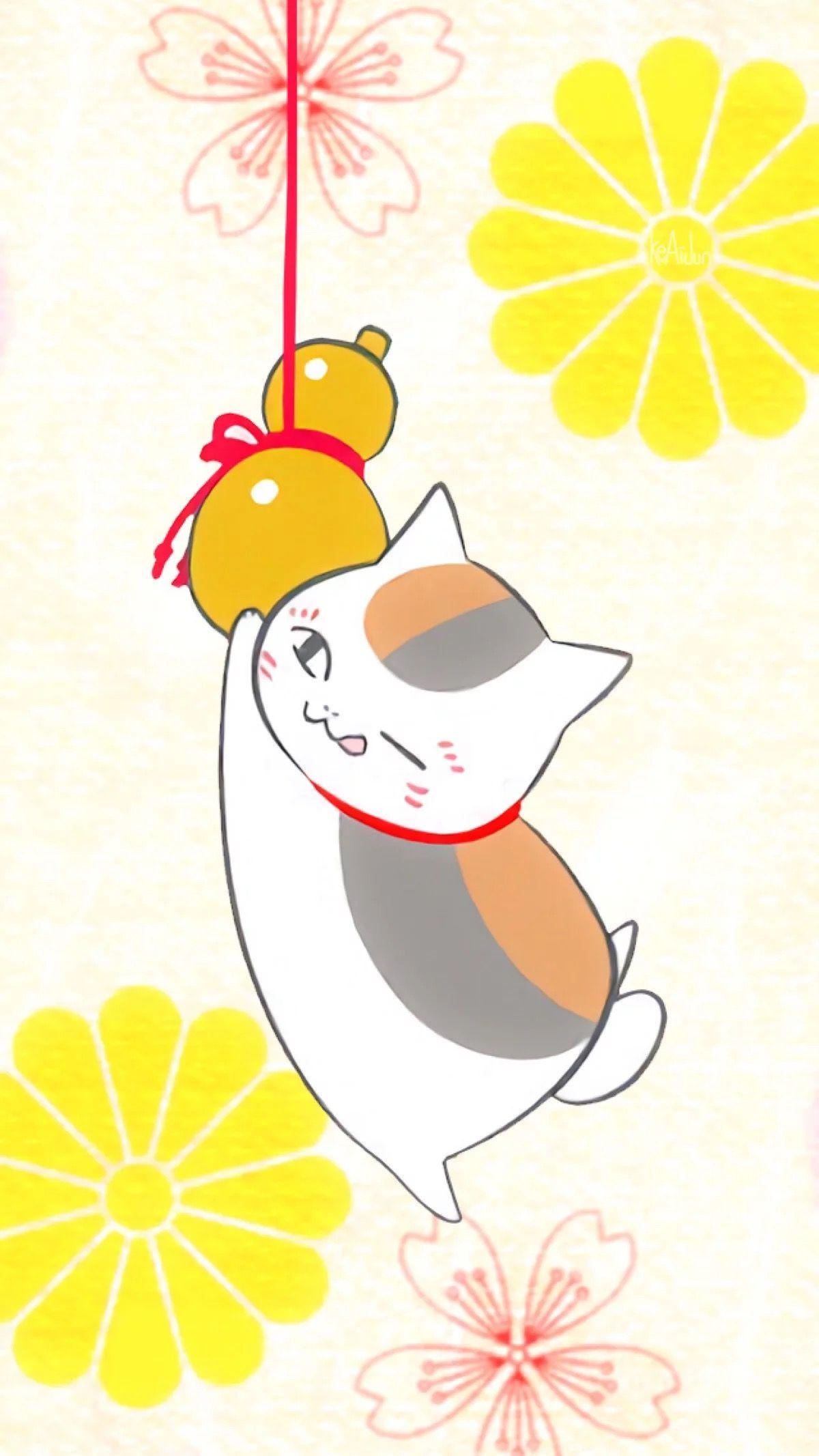 Anime 3 おしゃれまとめの人気アイデア Pinterest Hilary Casey 夏目友人帳 アニメ 夏目友人帳 イラスト にゃんこ先生