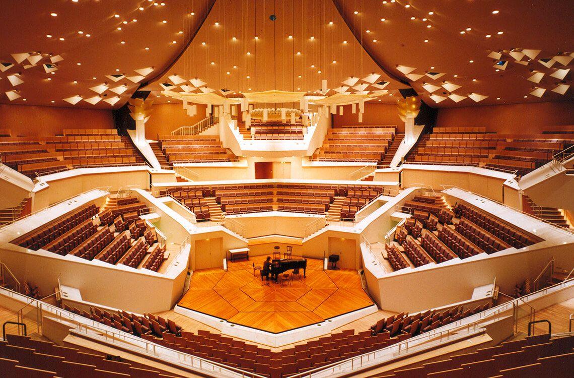 Related image | Concert hall. Hans scharoun. Berlin
