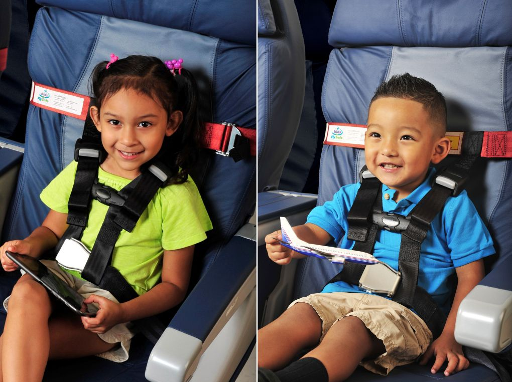 American Airlines Should Not Have Told Family They Couldn't Use FAA-Approved Safety Harness