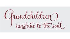 Family Wall Art | Encourages Love of Grandchildren #grandchildrenquotes True