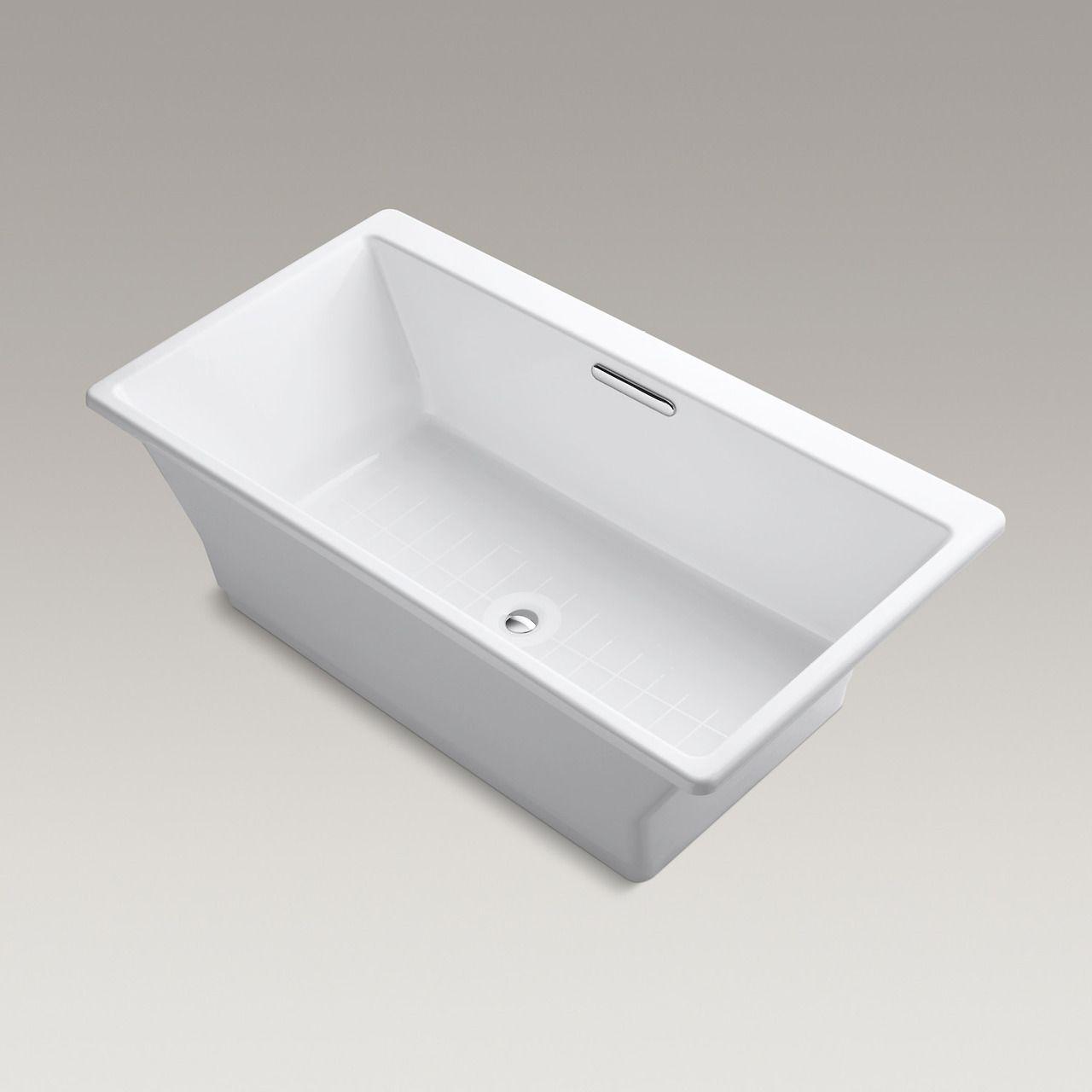 Rêve freestanding bath http://www.us.kohler.com/us/Reve-67-x-36 ...