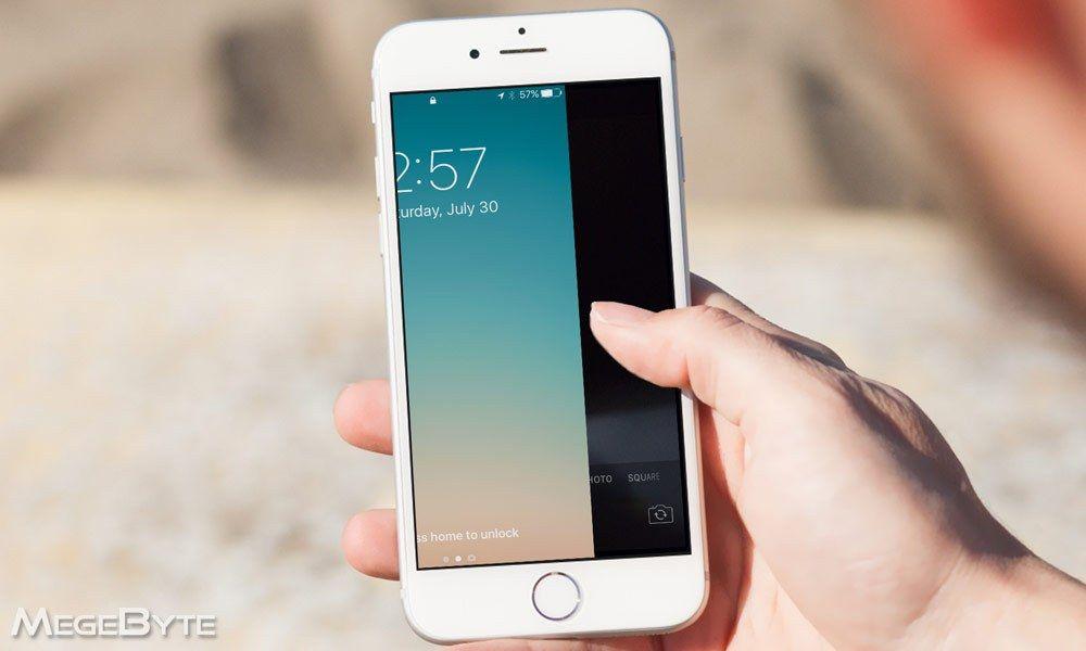 طريقة الغاء الكاميرا من شاشة القفل في الايفون 11 أو منع الوصول إليه بأي طريقة 2020 Iphone Camera Phone Phone