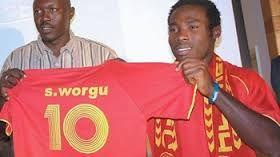 Stephen Worgu Nigerian Soccer Player #Nigerian, #soccerplayer, #Naija, #livingabroad