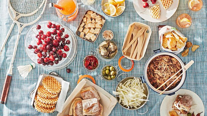 40 wunderbare Ideen zum Thema Picknick + leckere Picknick