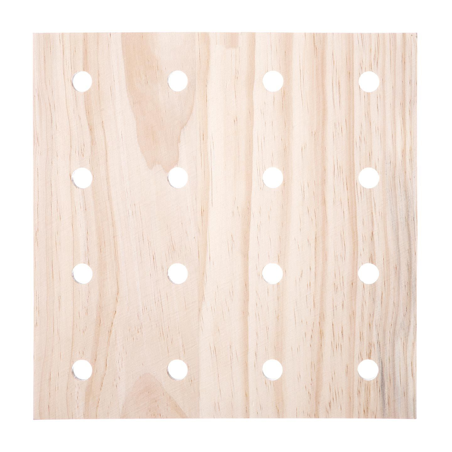 Home Improvement Wooden Pegboard Peg Board Wooden