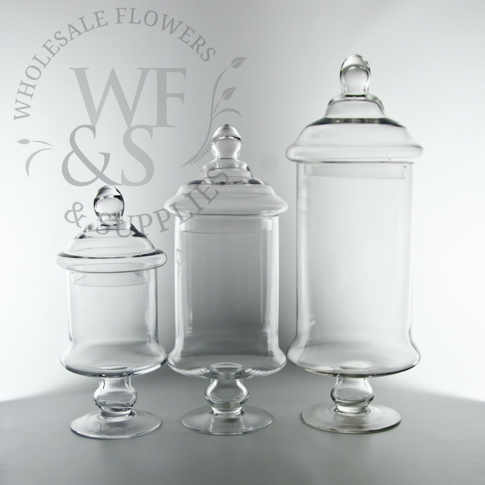 Glass Apothecary Jars Cheap