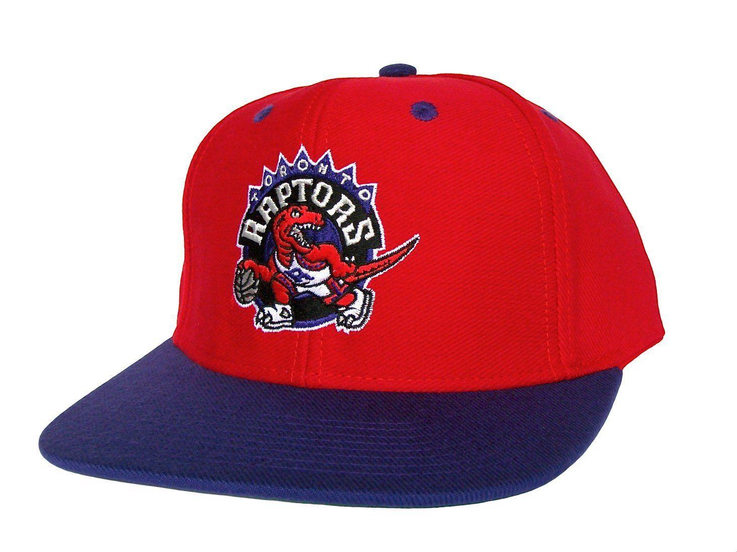 Toronto Raptors Logo Retro Snapback Hat Nba Cap Hardwood
