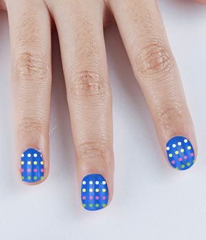 12 Nail Designs For Kids Pinterest