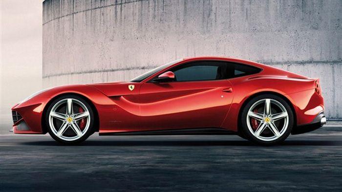 F12 Berlinetta. Ferrari's new flagship