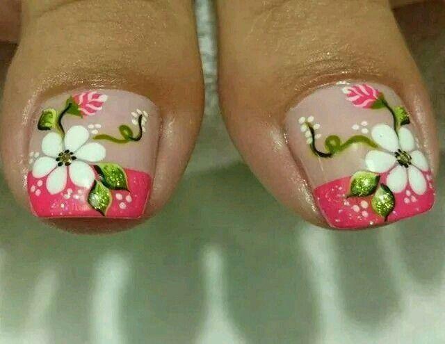 Pin de Priscila Ortega en Uñas | Pinterest | Diseños de uñas ...
