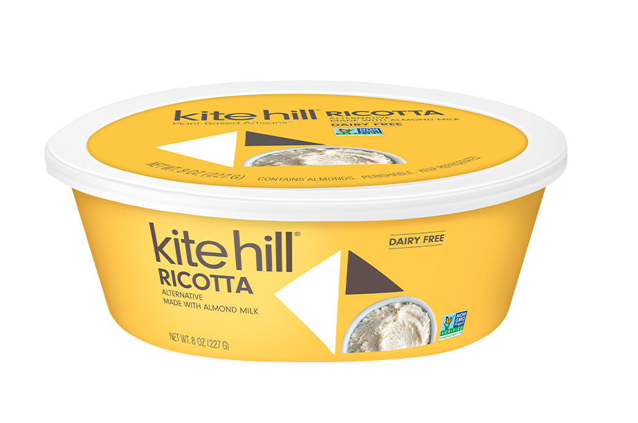 Plant Based Artisanal Cheese Kite Hill Dairy Free Products In 2020 Ricotta Toast Kite Hill Ricotta