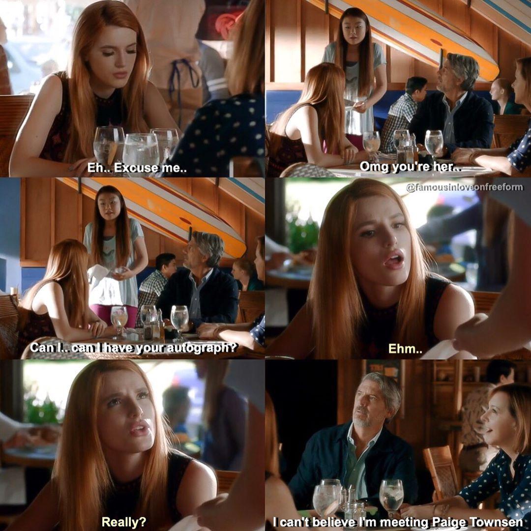 "#FamousInLove 1x02 ""A Star Is Torn"""