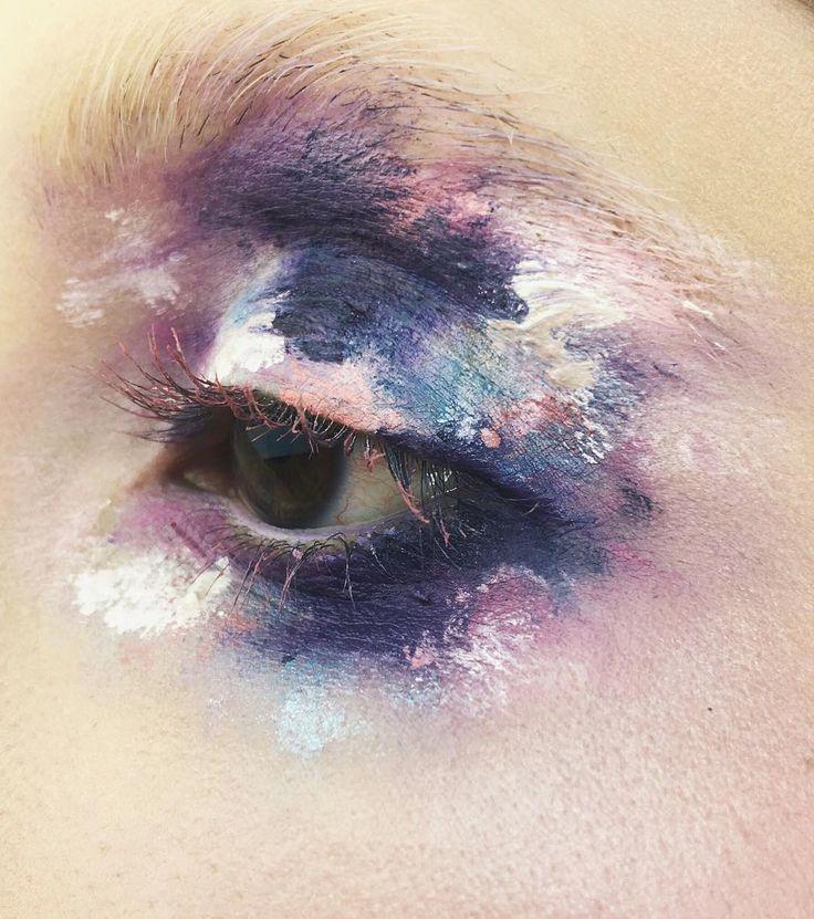 Ölgemälde Augen   – EYES