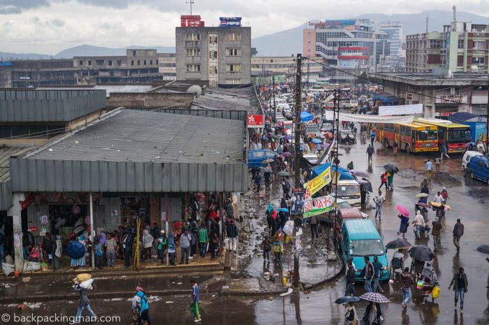 Merkato Market in Addis Ababa (A Visit to Africas Largest