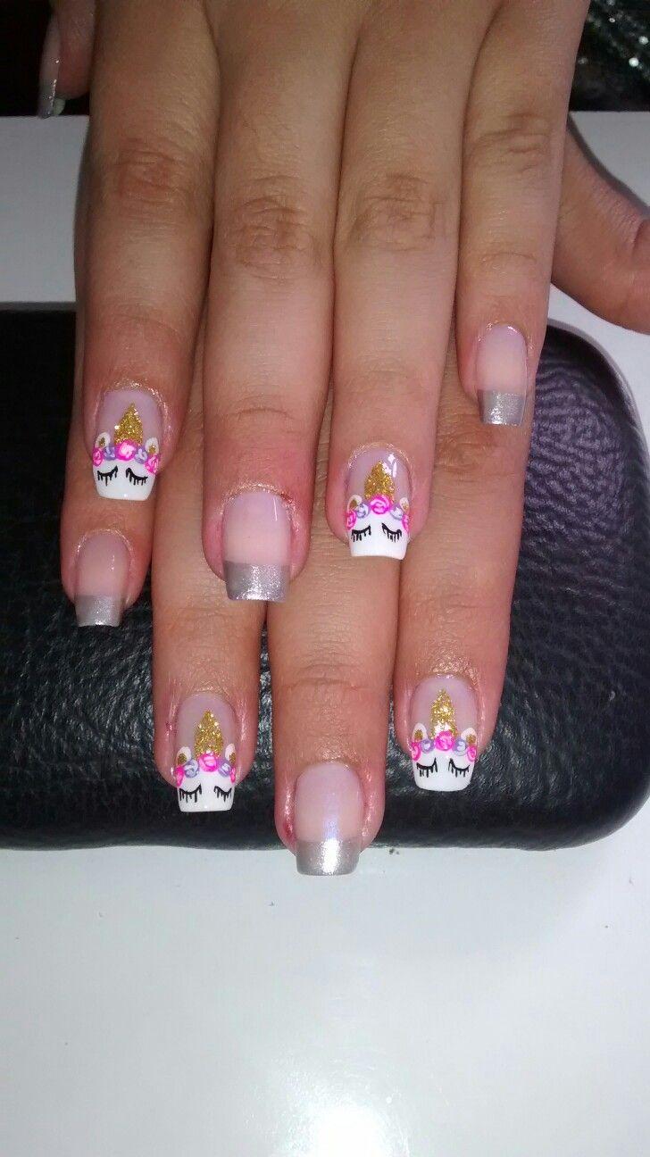 Pin de paula ale en nails   Pinterest   Diseños de uñas, Manicuras y ...