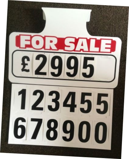 """Put """"Car For Sale"""" Sign In Your Car Through Internet:Printable Car ..."""