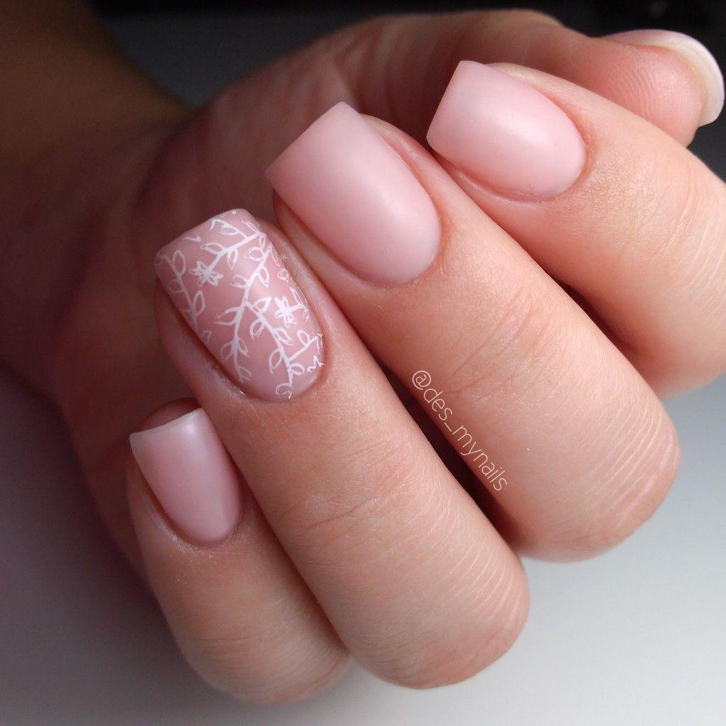 Cute Nail Designs For Short Nails 2018 Bridal Nail Art Wedding Nail Polish Bridal Nails