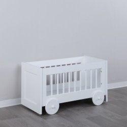 Tartine Et Chocolat Chariot Reverie Blanc Rangement Bebe Mobilier De Chambre Rangement Chambre Enfant