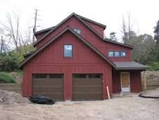 Red House Brown Trim Google Search