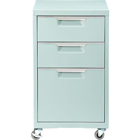 TPS mint file cabinet | Oh Joy Studio Inspiration ...