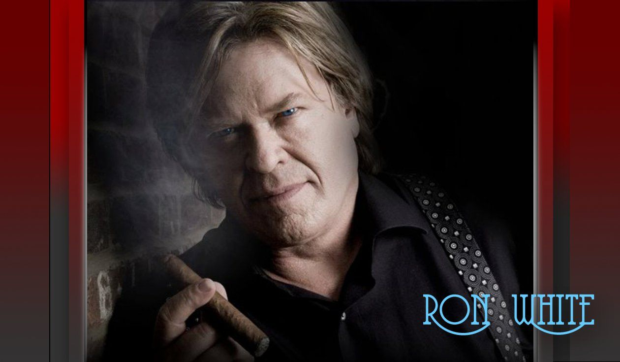Ron White Comedian sample business card | Business card designs ...