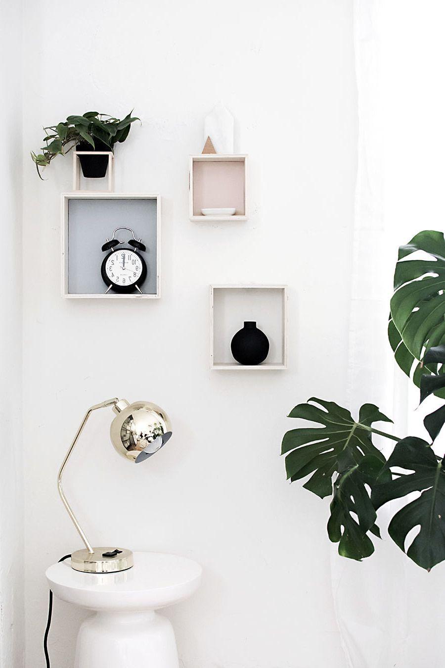 53 Minimalistische DIY Deko Ideen für moderne Wohnzimmer | Pinterest