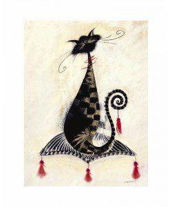 Marilyn Robertson, Thomas The Cat