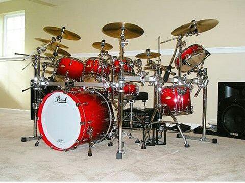pin on drum kit