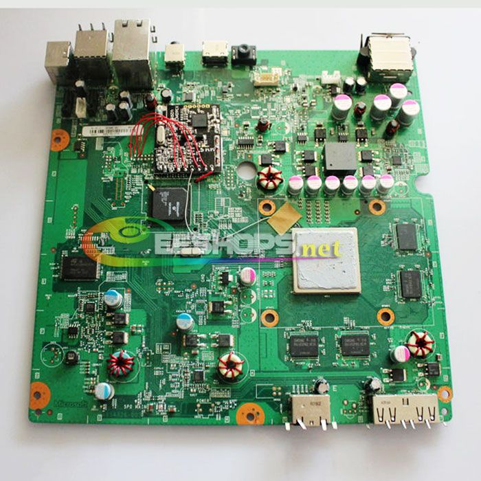 Xbox 360 Slim Wire Diagram | Repair Manual Xbox Wiring Diagram on