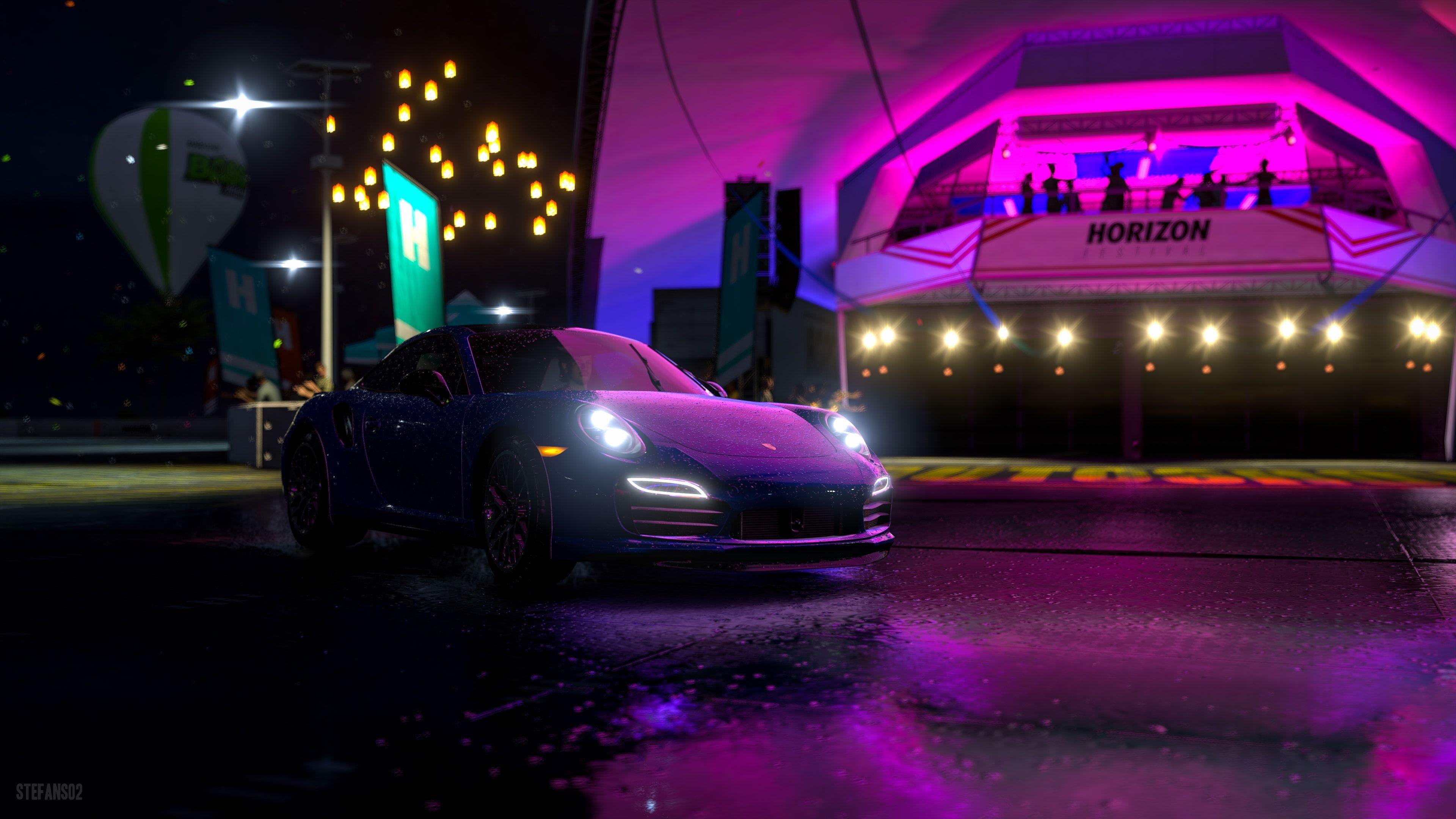 Forza Horizon Porsche Gt Rs Game Forza horizon 3, Gaming