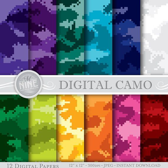 Pin By Deb Danielson On Planners Pinterest Camouflage Scrapbook