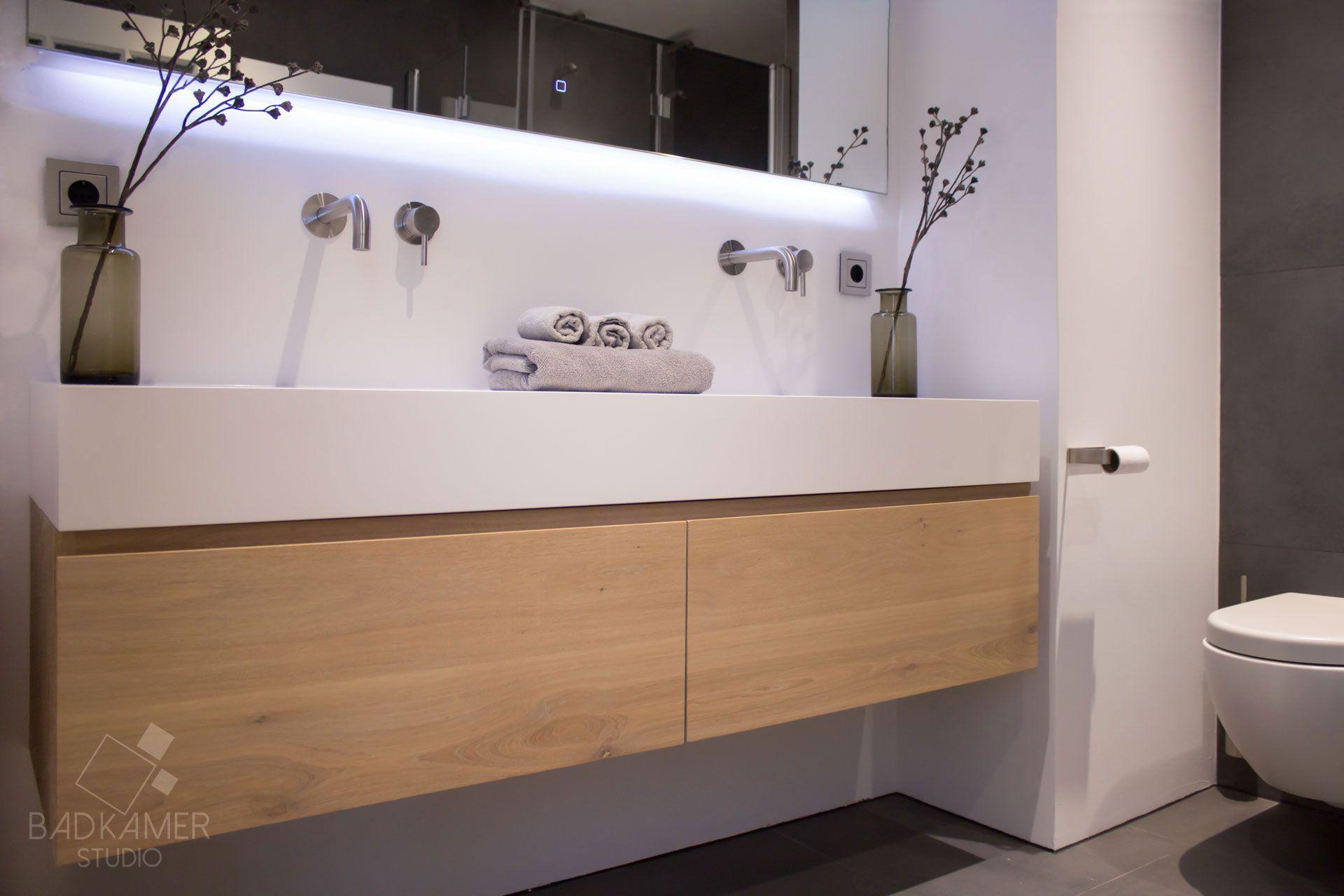 Uniek Onderbouwkasten Badkamer - Badkamermeubels Ontwerpen 2017