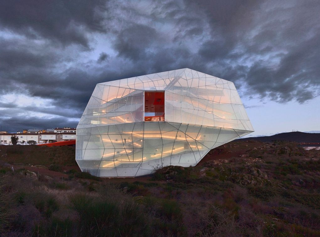 Subversive architecture by Selgas Cano