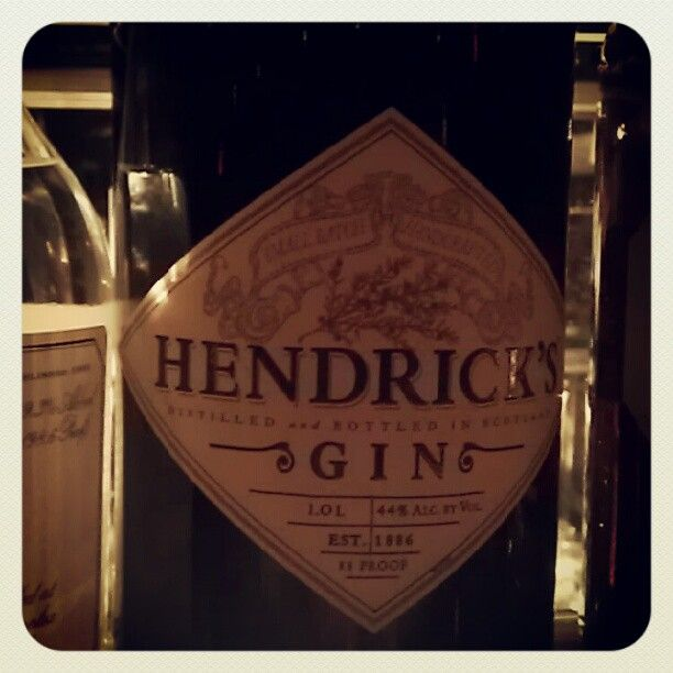 It's 7:11, time for a @HendricksGin and tonic. Mmmmm #thiswllbegood! (Taken with Instagram at 1222W. 7th St. Los Angeles 90017)