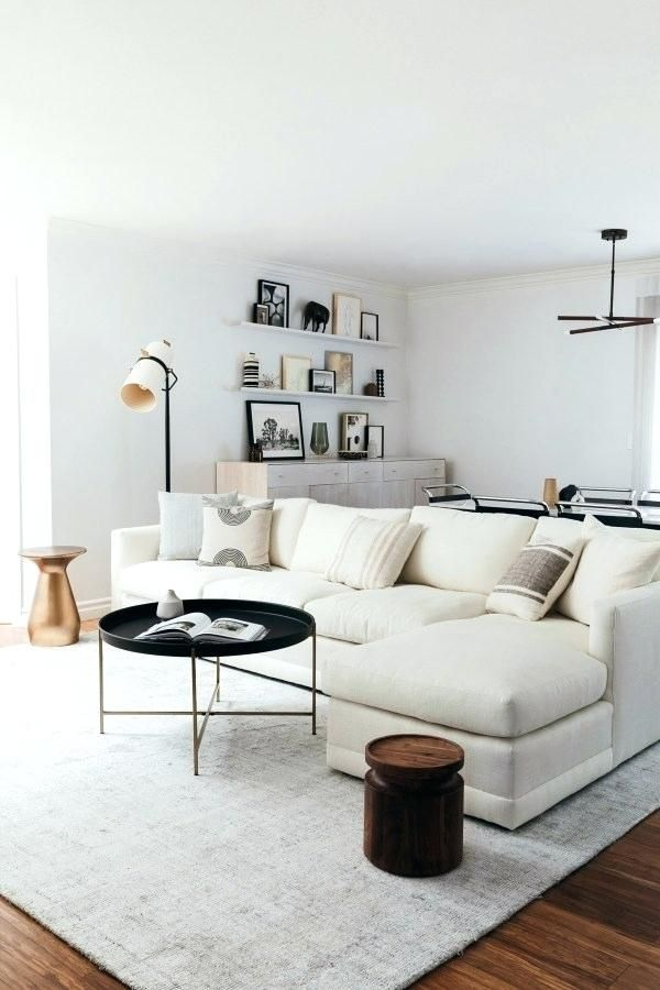 How to Arrange Furniture in a Small Living Room | Living ...
