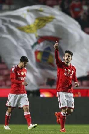 Taça da Liga: Benfica vs Setúbal. - LUSA/MÁRIO CRUZ