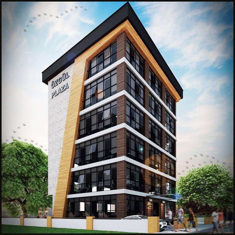 Cephe Modern Apartment Design Apartment Design Building Design
