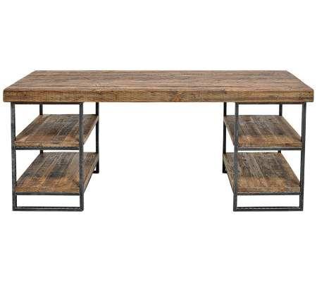 """skrivebord? - eventuelt uden """"hylderne""""."""