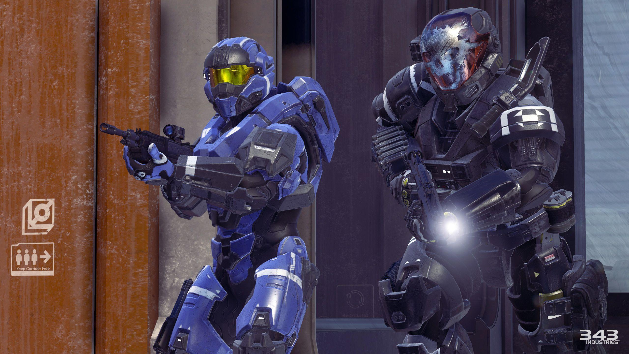 Wraith and Commando Armor GEN2   Halos   Halo, Master chief