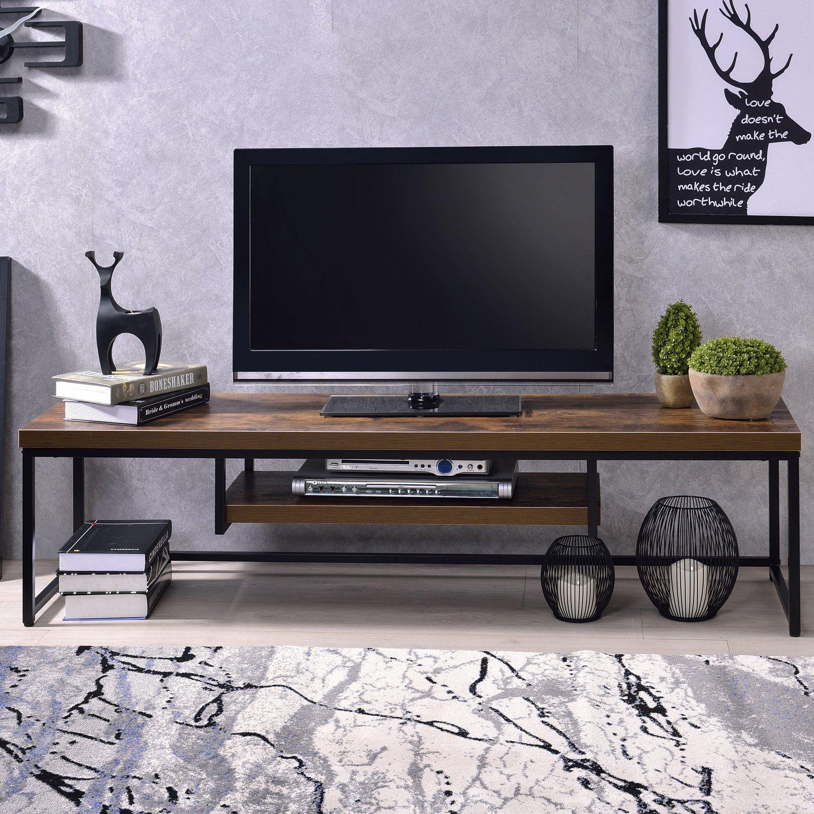 Acme Furniture Bob Tv Stand In 2021 Acme Furniture Furniture Industrial Tv Stand