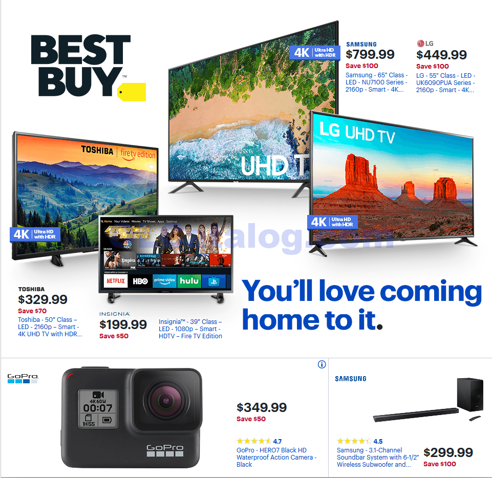 Best Buy Weekly Ad February 3 9 2019 Do You Know What S In And What S Hot In The Best Buy For This Week If You Haven T Cool Things To Buy Weekly Ads Ads