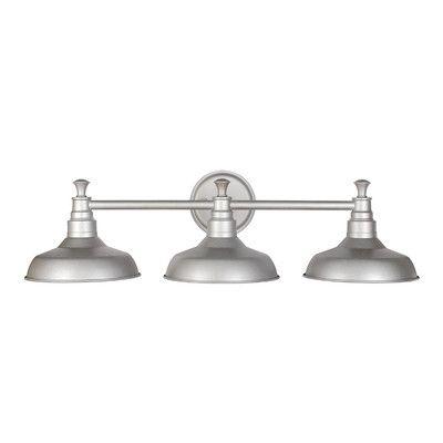 Shop Wayfair For Design House Kimball 3 Lights Bath Vanity Lights   Great