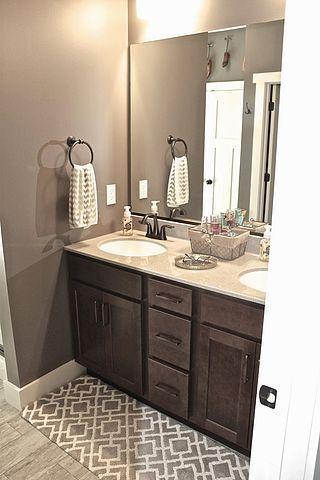 Popular Bathroom Paint Colors Painted Furniture Ideas Color Schemes Brown