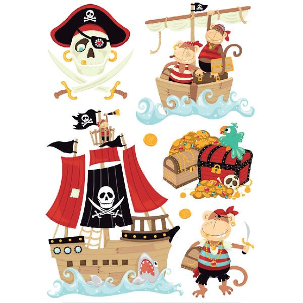 Imagenes piratas pirata pinterest invitaciones de - Imagenes de piratas infantiles ...