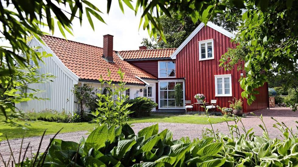 gammelt hus med moderne tilbygg - Google-søk | Hus ...