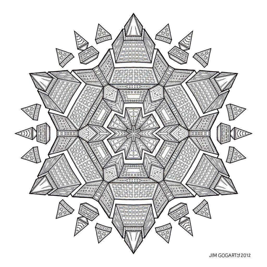 Pin Van Marjan Op Mandala Mandala Kleurplaten Kleurplaten Mandala