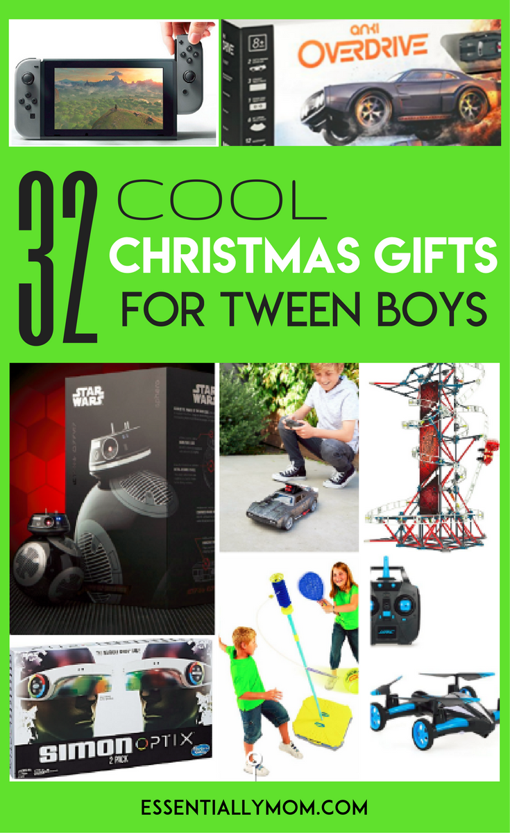 Searching For The Right Gift For 10 To 12 Year Old Boys