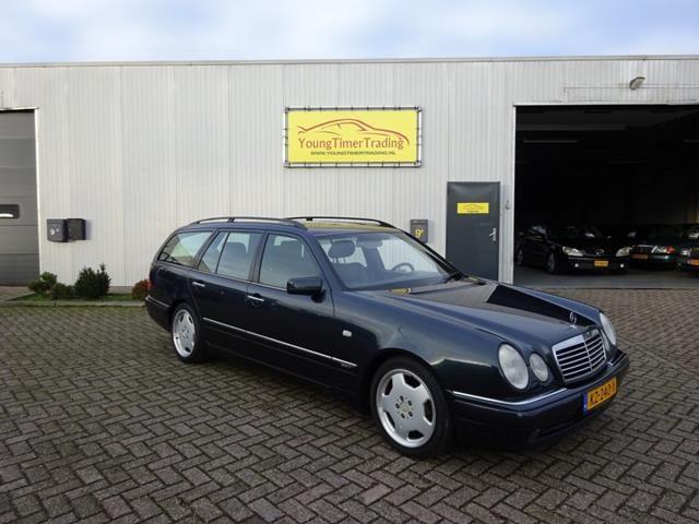 Mercedes Benz E Klasse Combi 420 Elegance Mercedes E420 T Youngtimer