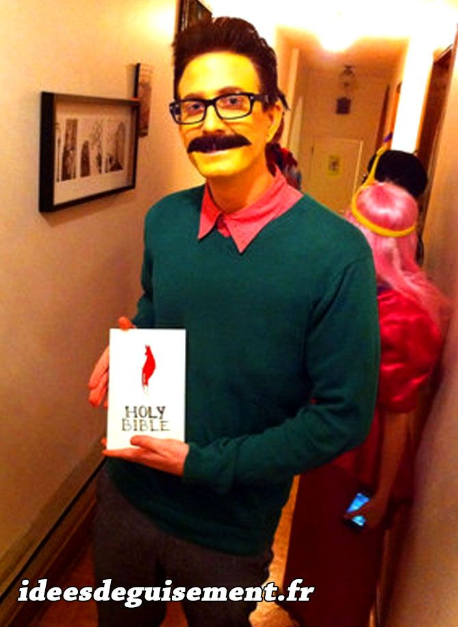 Ned-Flanders-les-Simpson-Idees-originales-deguisement-costume- · Best Halloween CostumesCostumes For MenEasy ... & Ned-Flanders-les-Simpson-Idees-originales-deguisement-costume-et ...