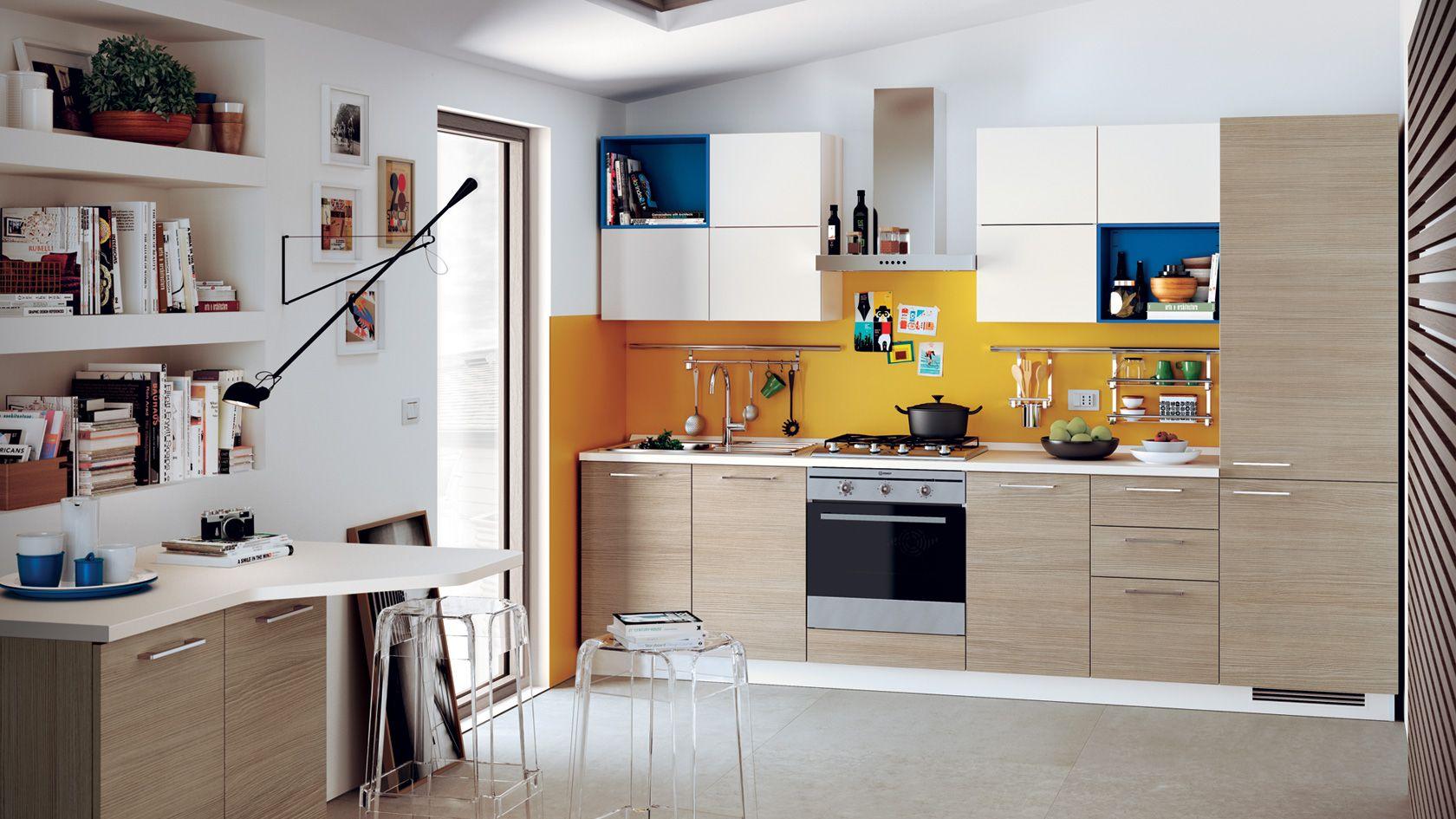 Cucina componibile urban sito ufficiale scavolini casa